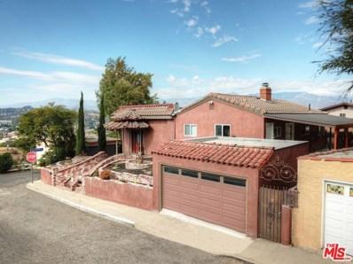 5002 LA CALANDRIA Drive, Los Angeles, CA 90032 - MLS#: 18394652