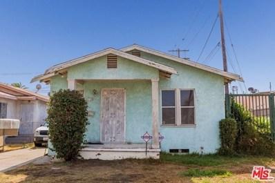 112 E 92ND Street, Los Angeles, CA 90003 - MLS#: 18394660