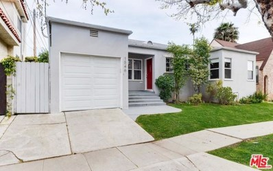 1546 ELLSMERE Avenue, Los Angeles, CA 90019 - MLS#: 18394774