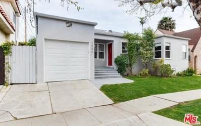 1546 ELLSMERE Avenue, Los Angeles, CA 90019 - MLS#: 18394774