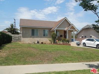 545 HARGRAVE Street, Inglewood, CA 90302 - MLS#: 18394852