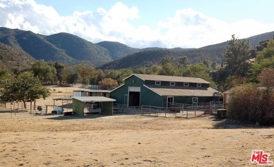 10650 LEONA Avenue, Leona Valley, CA 93551 - MLS#: 18394948