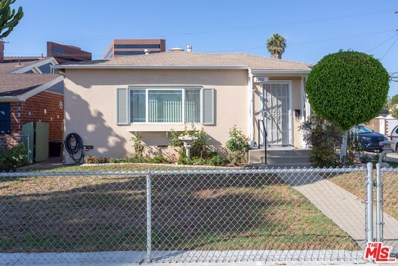 11901 TENNESSEE Avenue, Los Angeles, CA 90064 - MLS#: 18395252