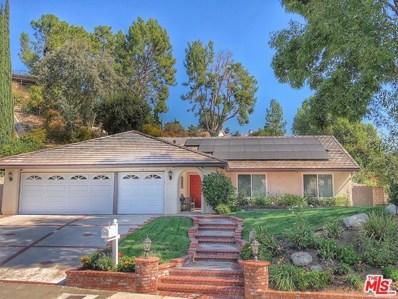 17360 Angelaine Way, Granada Hills, CA 91344 - MLS#: 18395256