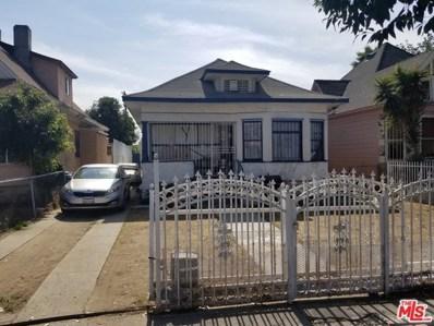 1166 E Adams Boulevard, Los Angeles, CA 90011 - MLS#: 18395312