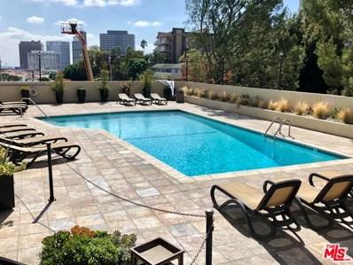 10982 ROEBLING Avenue UNIT 438, Los Angeles, CA 90024 - MLS#: 18395326