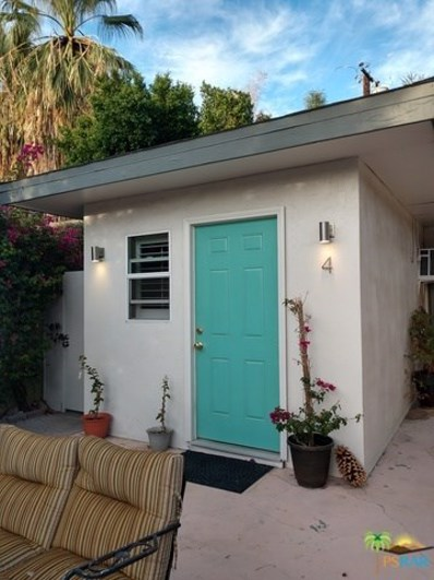 665 S Camino Real UNIT 4, Palm Springs, CA 92264 - MLS#: 18395354PS