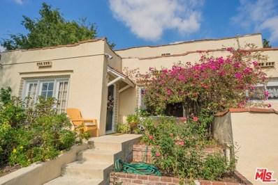 1720 GILLETTE CRESCENT, South Pasadena, CA 91030 - MLS#: 18395424