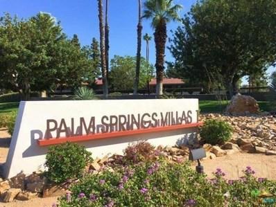 2857 N LOS FELICES Road UNIT 104, Palm Springs, CA 92262 - MLS#: 18395474PS