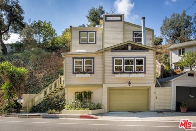1523 N BEVERLY GLEN, Los Angeles, CA 90077 - MLS#: 18395516