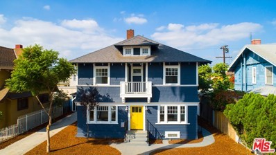 1645 S CIMARRON Street, Los Angeles, CA 90019 - MLS#: 18395926