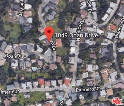 1049 OBAN Drive, Los Angeles, CA 90065 - MLS#: 18395994