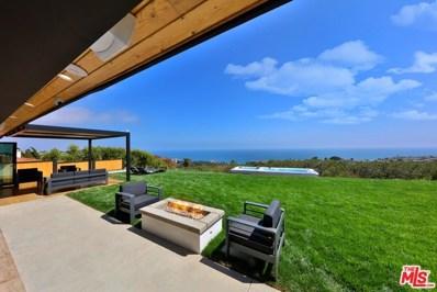 18038 BLUE SAIL Drive, Pacific Palisades, CA 90272 - MLS#: 18396052