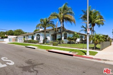 3669 W 60TH Street, Los Angeles, CA 90043 - MLS#: 18396070