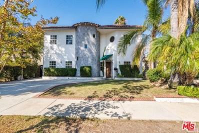 14701 HARTSOOK Street, Sherman Oaks, CA 91403 - MLS#: 18396220