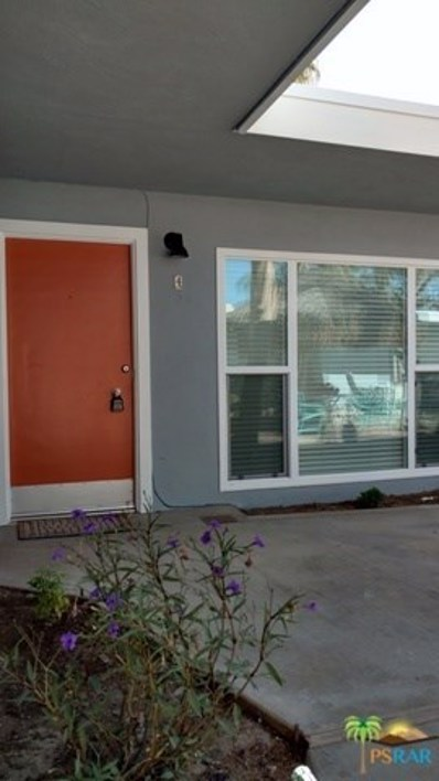654 S Thornhill Road UNIT 4, Palm Springs, CA 92264 - MLS#: 18396440PS
