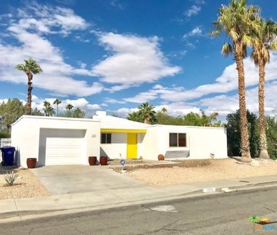 1370 E ADOBE Way, Palm Springs, CA 92262 - MLS#: 18396446PS