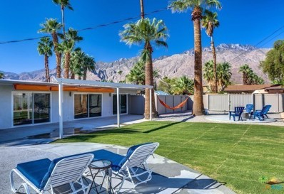 1850 E DESERT PALMS Drive, Palm Springs, CA 92262 - MLS#: 18396474PS
