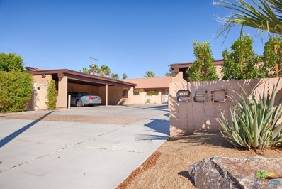 860 N INDIAN CANYON Drive UNIT 3, Palm Springs, CA 92262 - MLS#: 18396690PS