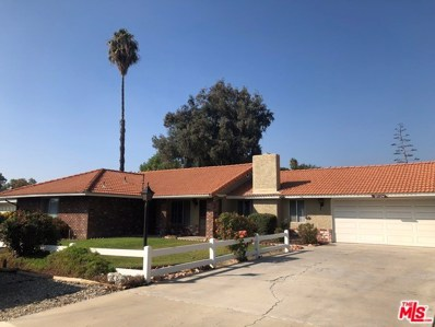 29124 Maltby Avenue, Moreno Valley, CA 92555 - MLS#: 18396812