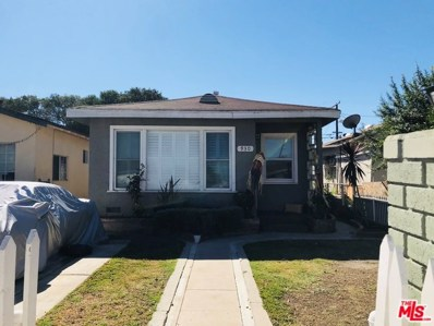 930 E 112TH Street, Los Angeles, CA 90059 - MLS#: 18396996