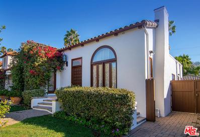 606 N SIERRA BONITA Avenue, Los Angeles, CA 90036 - MLS#: 18397004