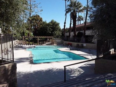 2857 N Los Felices Road UNIT 117, Palm Springs, CA 92262 - MLS#: 18397278PS