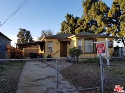 558 W 89TH Street, Los Angeles, CA 90044 - MLS#: 18397442