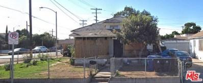 3052 N FOLSOM Street, Los Angeles, CA 90063 - MLS#: 18397628