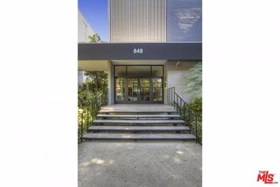 848 N KINGS Road UNIT 306, West Hollywood, CA 90069 - MLS#: 18397720