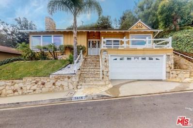 5614 GLENFORD Street, Los Angeles, CA 90008 - MLS#: 18397824