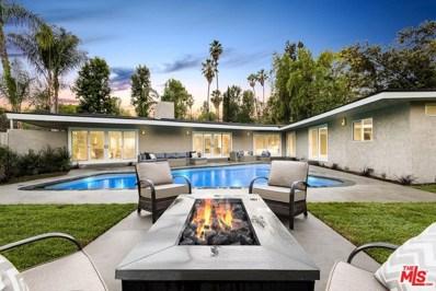 4960 PALOMAR Drive, Tarzana, CA 91356 - MLS#: 18397972