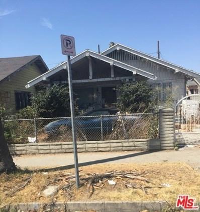 145 W 59TH Street, Los Angeles, CA 90003 - MLS#: 18397986