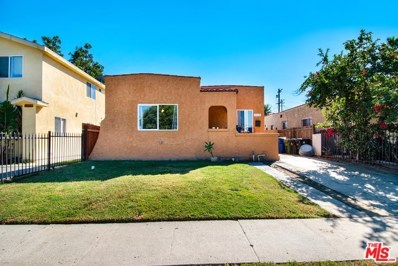 910 E 84TH Place, Los Angeles, CA 90001 - MLS#: 18398044
