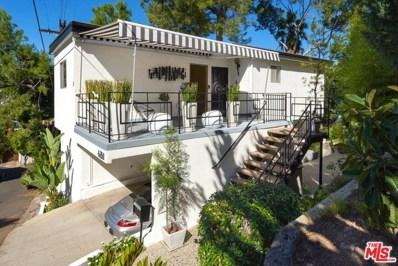 6261 PRIMROSE Avenue, Los Angeles, CA 90068 - MLS#: 18398046