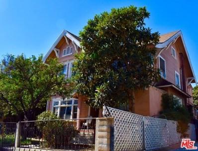 1221 S BONNIE BRAE Street, Los Angeles, CA 90006 - MLS#: 18398126