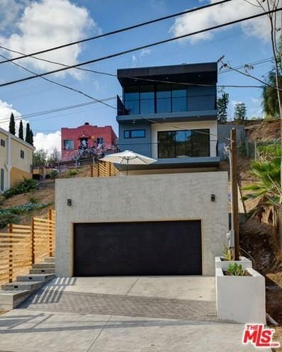 433 W Del Norte Street, Los Angeles, CA 90065 - MLS#: 18398316