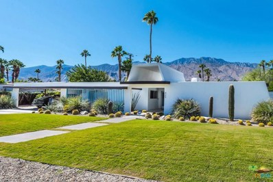 425 N JUANITA Drive, Palm Springs, CA 92262 - MLS#: 18398478PS