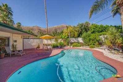 192 E OCOTILLO Avenue, Palm Springs, CA 92264 - MLS#: 18398504PS