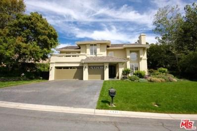 5341 LONG SHADOW Court, Westlake Village, CA 91362 - MLS#: 18398650