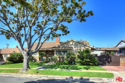 10519 S 2ND Avenue, Inglewood, CA 90303 - MLS#: 18398690