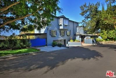 3949 OAKFIELD Drive, Sherman Oaks, CA 91423 - MLS#: 18398728