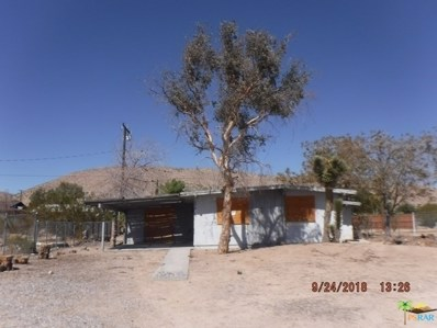 55846 YUCCA Trail, Yucca Valley, CA 92284 - MLS#: 18398838PS