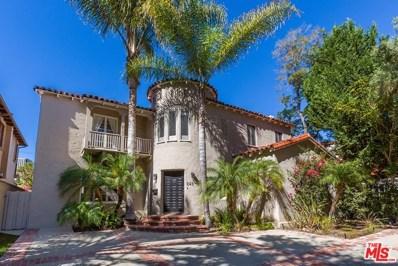 249 S LINDEN Drive, Beverly Hills, CA 90212 - MLS#: 18398848