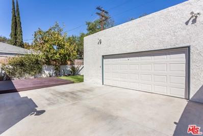 4458 Tujunga Avenue, Studio City, CA 91602 - MLS#: 18399030