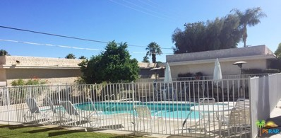 775 E VISTA CHINO UNIT 1, Palm Springs, CA 92262 - MLS#: 18399172PS