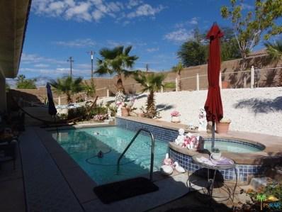 66840 SAN BRUNO Road, Desert Hot Springs, CA 92240 - MLS#: 18399178PS