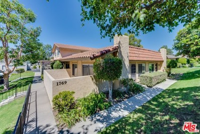 1769 ALEPPO Court, Thousand Oaks, CA 91362 - MLS#: 18399520