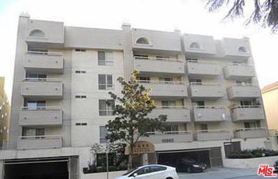 10960 ASHTON Avenue UNIT 401, Los Angeles, CA 90024 - MLS#: 18399796