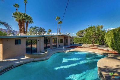 286 N SUNSET Way, Palm Springs, CA 92262 - MLS#: 18399836PS